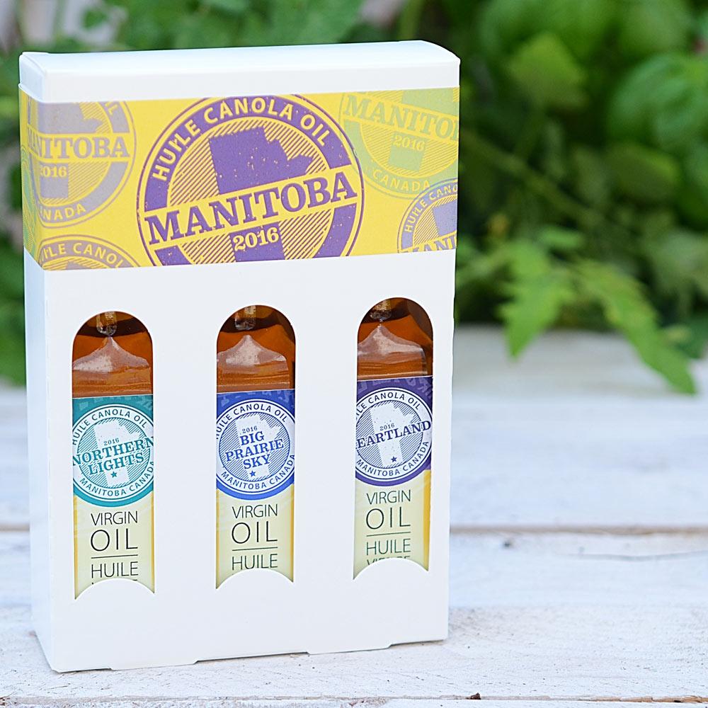 Buy Trio Pack - XV Cold-Pressed Canola Oil